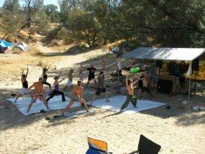 SFG, Yoga, Kern